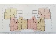太原恒大雅苑9号楼1、2单元4-23层标准层图