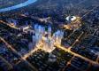 绿城·太原广场鸟瞰图