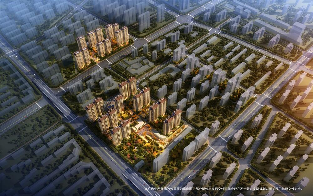 蓝光雅居乐雍锦半岛