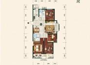 恒大御湖庄园7-1号楼单体-01-149.71㎡-四室二厅二卫