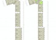 保利西江月项目底商平面图