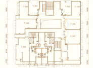 保利壹号天街7#院二层--55.90-135.32㎡