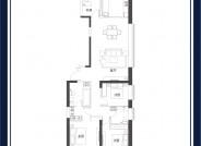 绿城太原广场-四室两厅两卫-200㎡