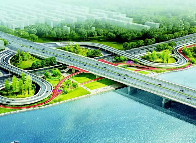 全长66公里!太原滨河自行车专用道全面开建.jpg