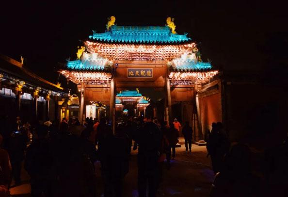 最新!晋阳里商业体完工在即,太原古县城今年5月开放!.jpg