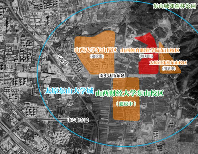 朗润智业 2021年太原楼市哪些板块将成为吸晴板块?