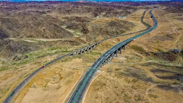 途经山西!这条高速,全线建成通车