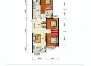 太原恒大城6#1-1 114.36平方米