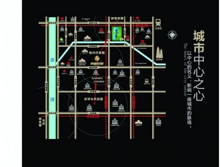 内城玖号规划图