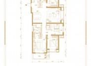 远大凤玺湾C户型-四室两厅两卫-143㎡