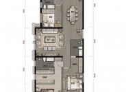 鸿赫·时代天际181㎡4室2厅3卫