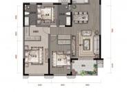 鸿赫·时代天际136平3室2厅2卫