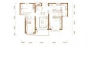 恒大林语郡7#楼132.22㎡-3室2厅2卫