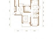 恒大林语郡7#楼152.03㎡-4室2厅2卫